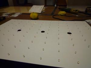 LED装着済み基板