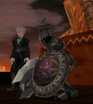 紳士と戦士
