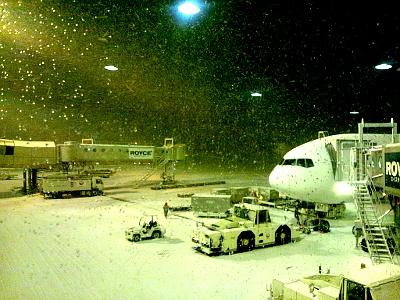 北海道新千歳空港2016年3月1日