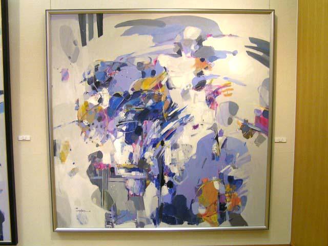 『女と花』 2000年 S100