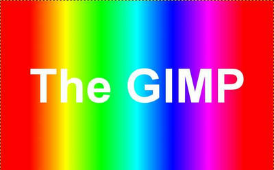 GIMPグラデーション