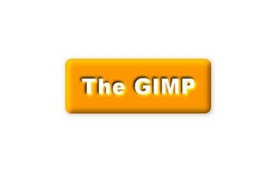 GIMPで凹凸感のあるシンプルなボタンを作る方法