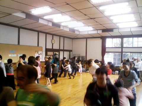 Dance 4 Allでのコントラダンス