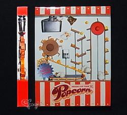 嵐DVD Popcorn 初回プレス仕様スペシャルパッケージ表面と側面