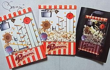 ARASHI LIVE TOUR Popcorn 【初回プレス仕様】パッケージとブックレット  表紙