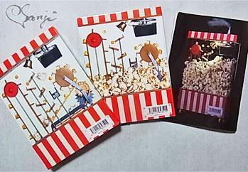 ARASHI LIVE TOUR Popcorn 【初回プレス仕様】パッケージとブックレット 裏表紙