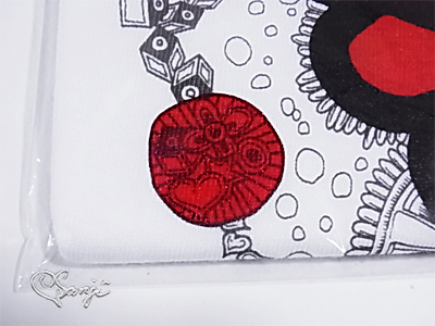 24時間テレビ36 チャリTシャツデザインの一部