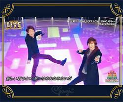 2014年1月13日のHEY!HEY!HEY!SPの嵐Loverainbow