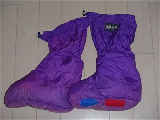 ISUKA Tent Shoes Long