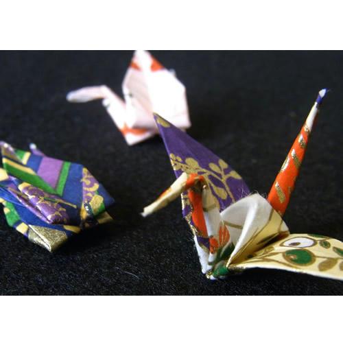 友禅和紙 折鶴