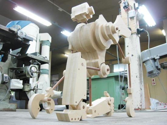 サイズハンズロボット01