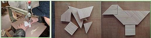 糸のこパズル
