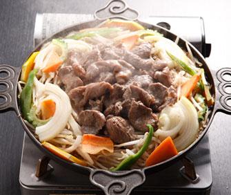ジンギスカン鍋の画像 p1_4