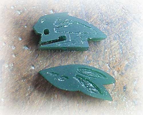 【タイバニ】 虎と兎ロゴでタイピン作るよ! 【まだ途中その1】