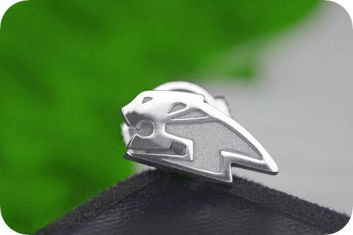 【タイバニ】虎ロゴでタイピン作るよ!【ノーマルバージョン】