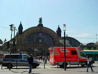 Frankfurter Polizei