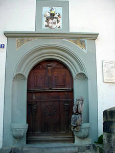 マイセン 城ドア