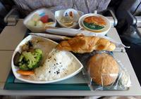 エミレーツ航空 機内食
