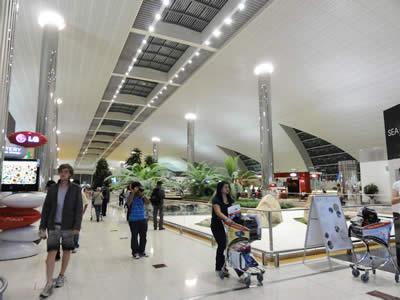 ドバイ ターミナル3