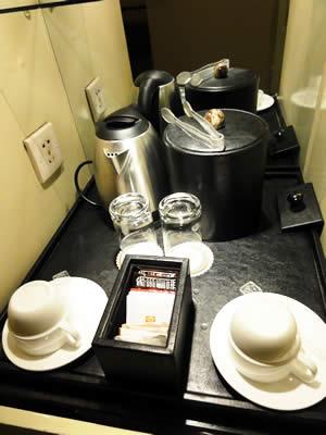 北京珀麗酒店 備品