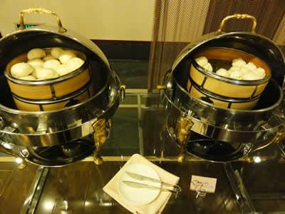北京珀麗酒店 朝食