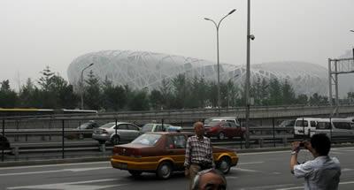 北京 オリンピックスタジアム
