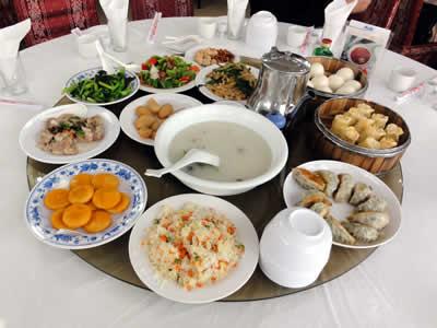 北京 昼食