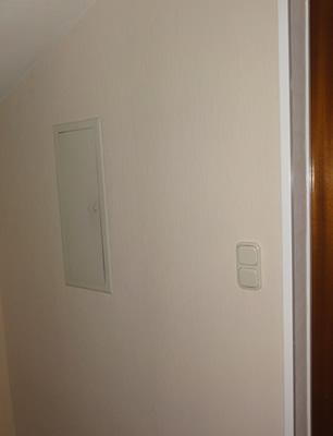 壁紙貼り 3