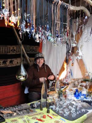 2010年 クリスマスマーケット スタンド