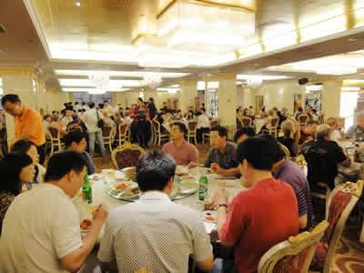 西安の餃子宴レストラン
