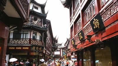 上海 豫園商城