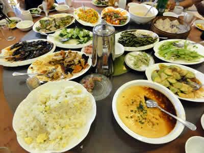 上海 レストラン