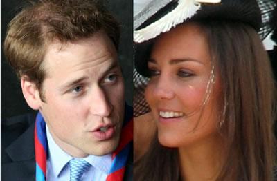 ウィリアムとケイト