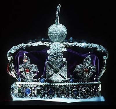 大英帝国王冠
