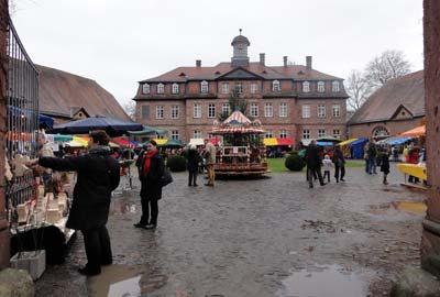 2011 雨のクリスマスマーケット