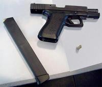 プラスチック製の武器