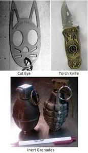 非金属製武器