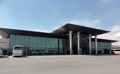 カイセリ バスターミナル