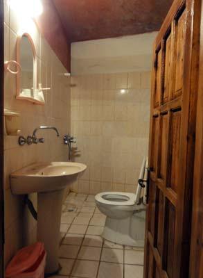 yasins place 共用バスルーム