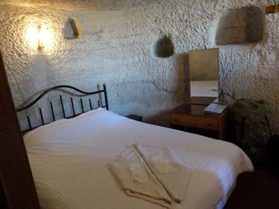 yasins place 洞窟部屋