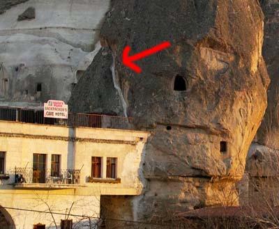 yasins place 修理した岩