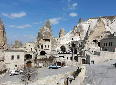 anatorian cave hotel
