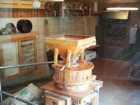 昔のパン焼き場
