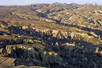 カッパドキアの谷