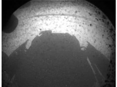 火星からの画像