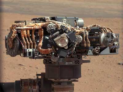 Mars Hand Lens