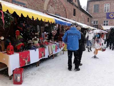 2012 クリスマスマーケット会場
