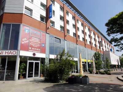 Ibis Hotel Hamburg Holstenkamp