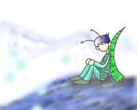 山頂の妖精.2