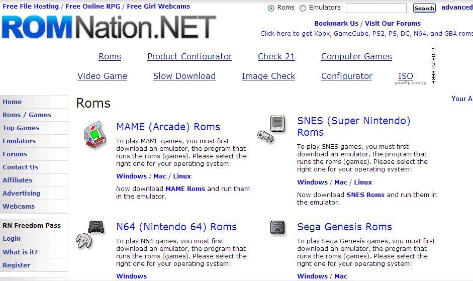 ROMNation.net